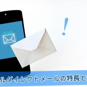 eメールダイレクトメールの特長と問題点